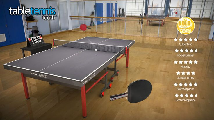 Table Tennis Touch2020最新手机版|Table Tennis Touch手机客户端下载
